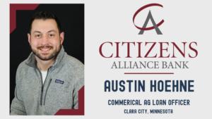 Austin Hoehne Press Release