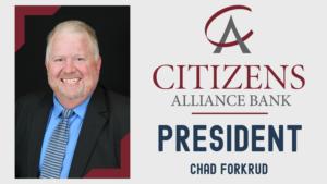 Chad Forkrud Press Release