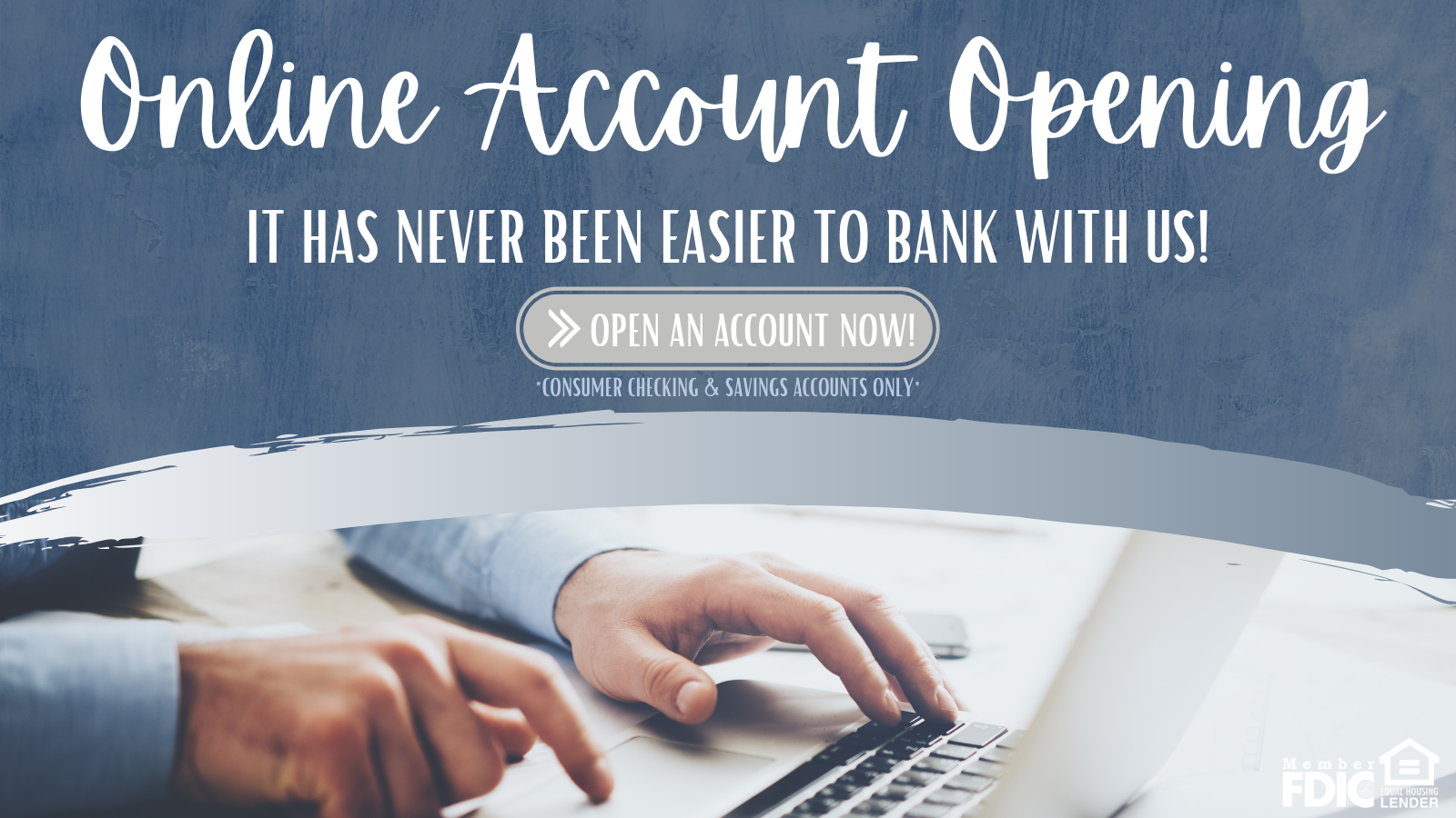 Online Account Opening Photo